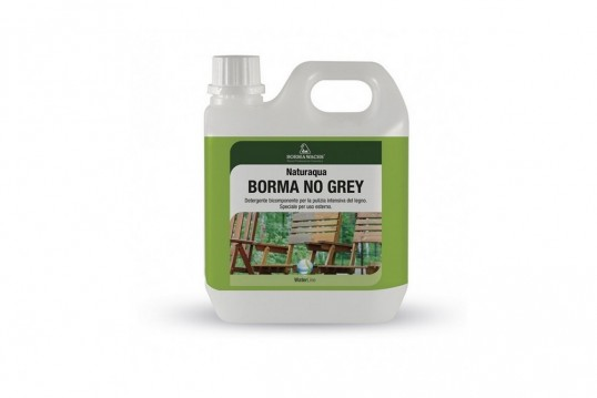 Borma Wachs - No Grey