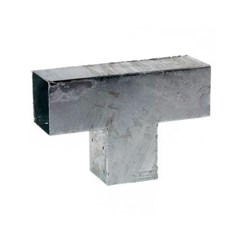 Pergola Hoekverbinding - T-element - 71x71 mm