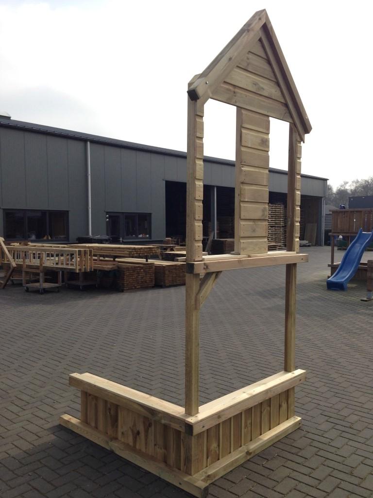 Opbouw speeltoestel